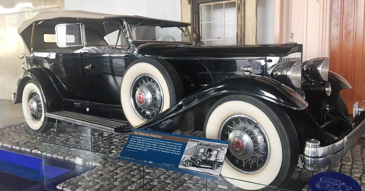 just a car guy the state of new york decided to put the 39 32 packard that fdr bought back into. Black Bedroom Furniture Sets. Home Design Ideas