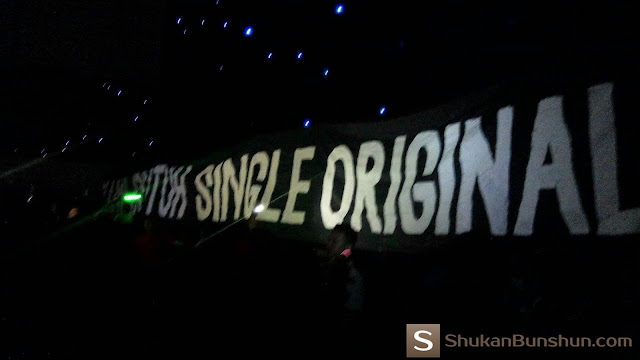 single original jkt48 spanduk