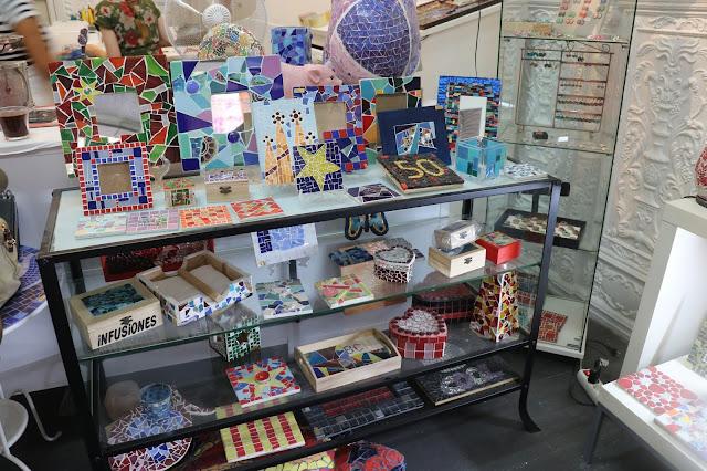 mosaic workshop barcelona