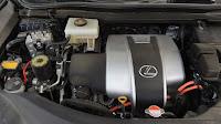 Lexus RX 450h F-Sport - silnik benzynowy 3.5 V6