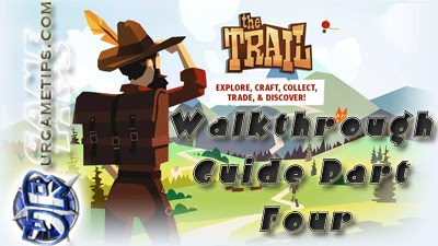 The Trail: Quick Walkthrough Guide Part 4 - Green Maze and Beyond