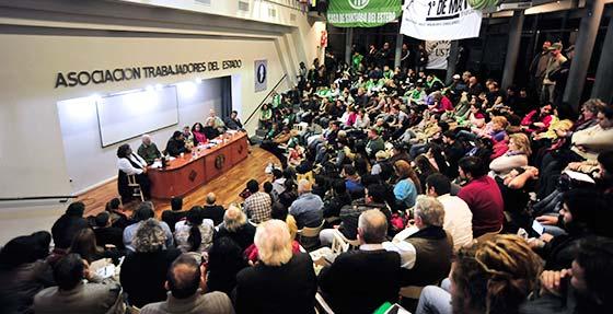 El sindicalismo que viene: Lazos solidarios, debate fraterno y compromiso colectivo