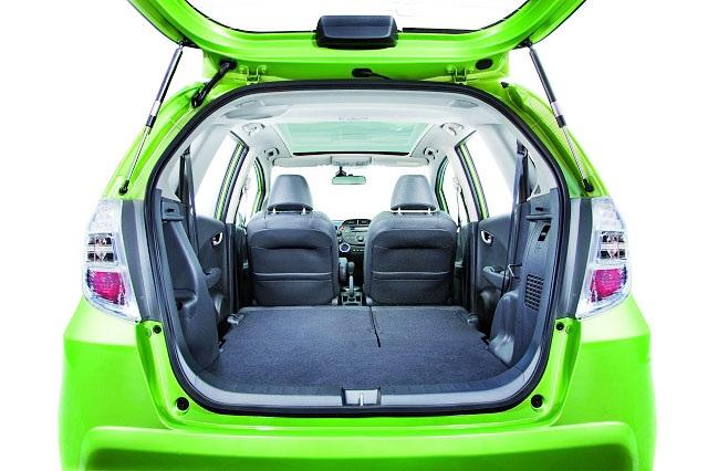 2012 Honda Jazz Hybrid Lime Green Auto Car Best Car