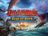 Dragons: Rise of Berk Apk v1.26.4 Mod (Free Shopping) Terbaru