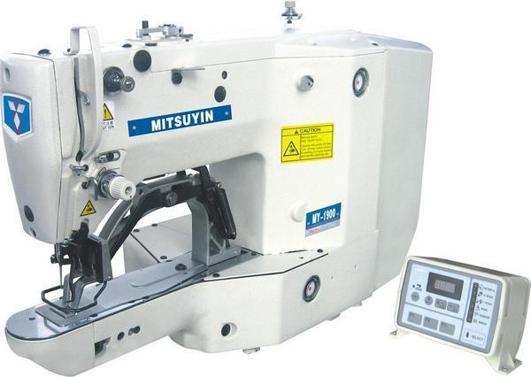 Bartack machine