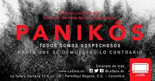 PANIKOS | Teatro Sala DC