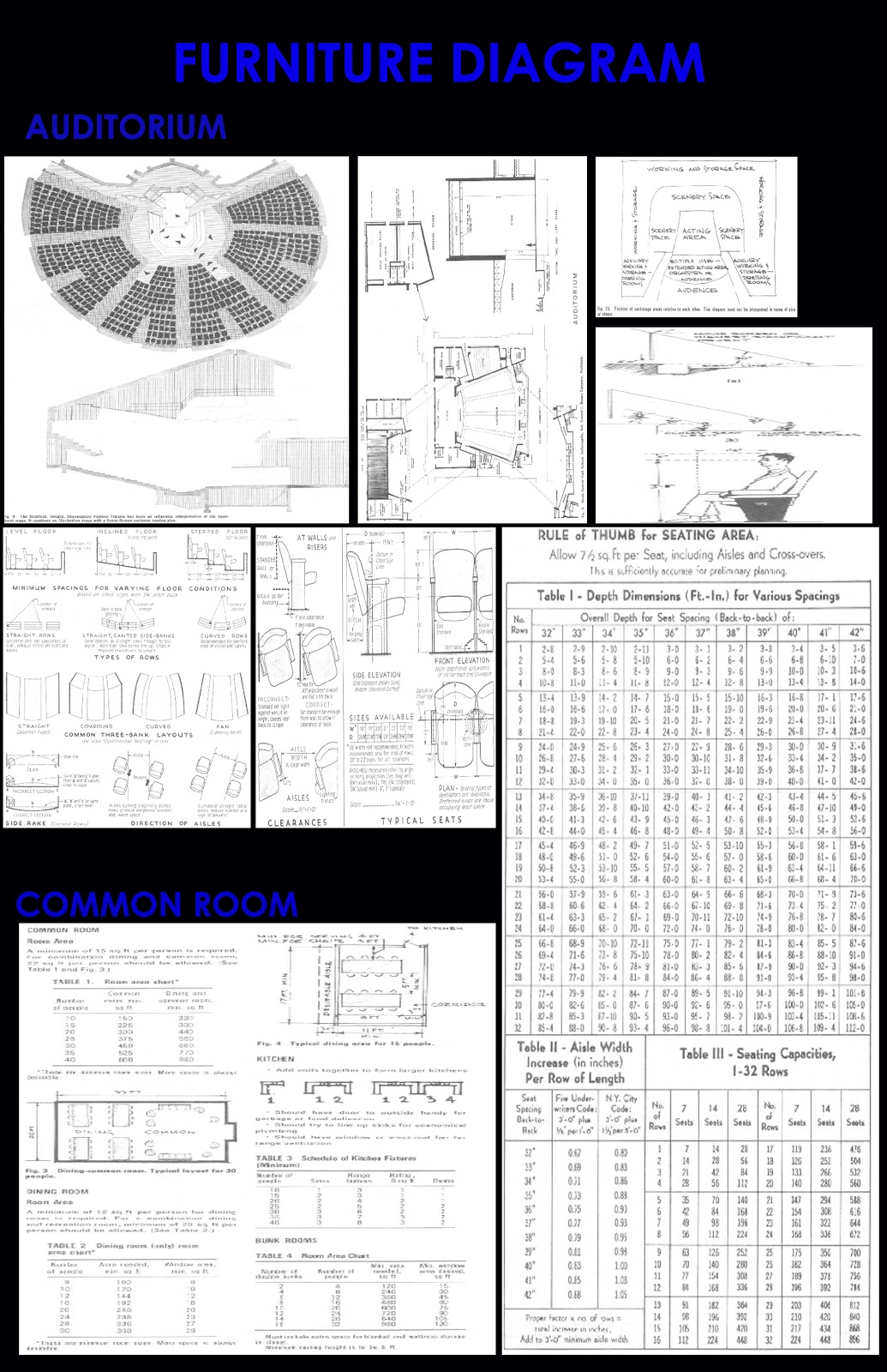 Arch Sp12tanzinad Space Plan Section And Furniture Layout