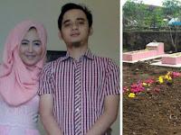 'Selamat Jalan Suamiku', Baru Empat Jam Kisah Menyayat Hati Ini Sudah Dishare Ribuan Kali !