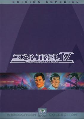 STAR TREK IV: MISIÓN SALVAR LA TIERRA (1986)