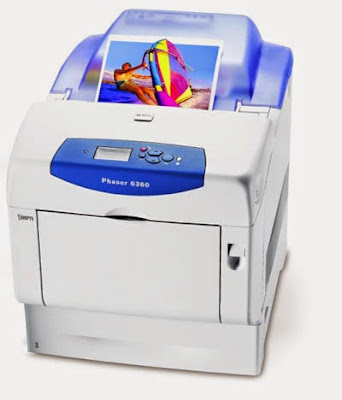 Image Xerox Phaser 6360 Printer Driver