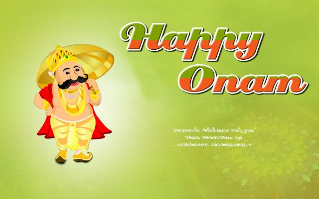 How to wish Onam in Malayalam