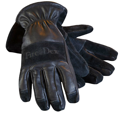 Dex-Pro 3D Leather Gloves