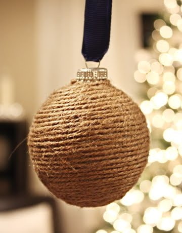 rope ornaments