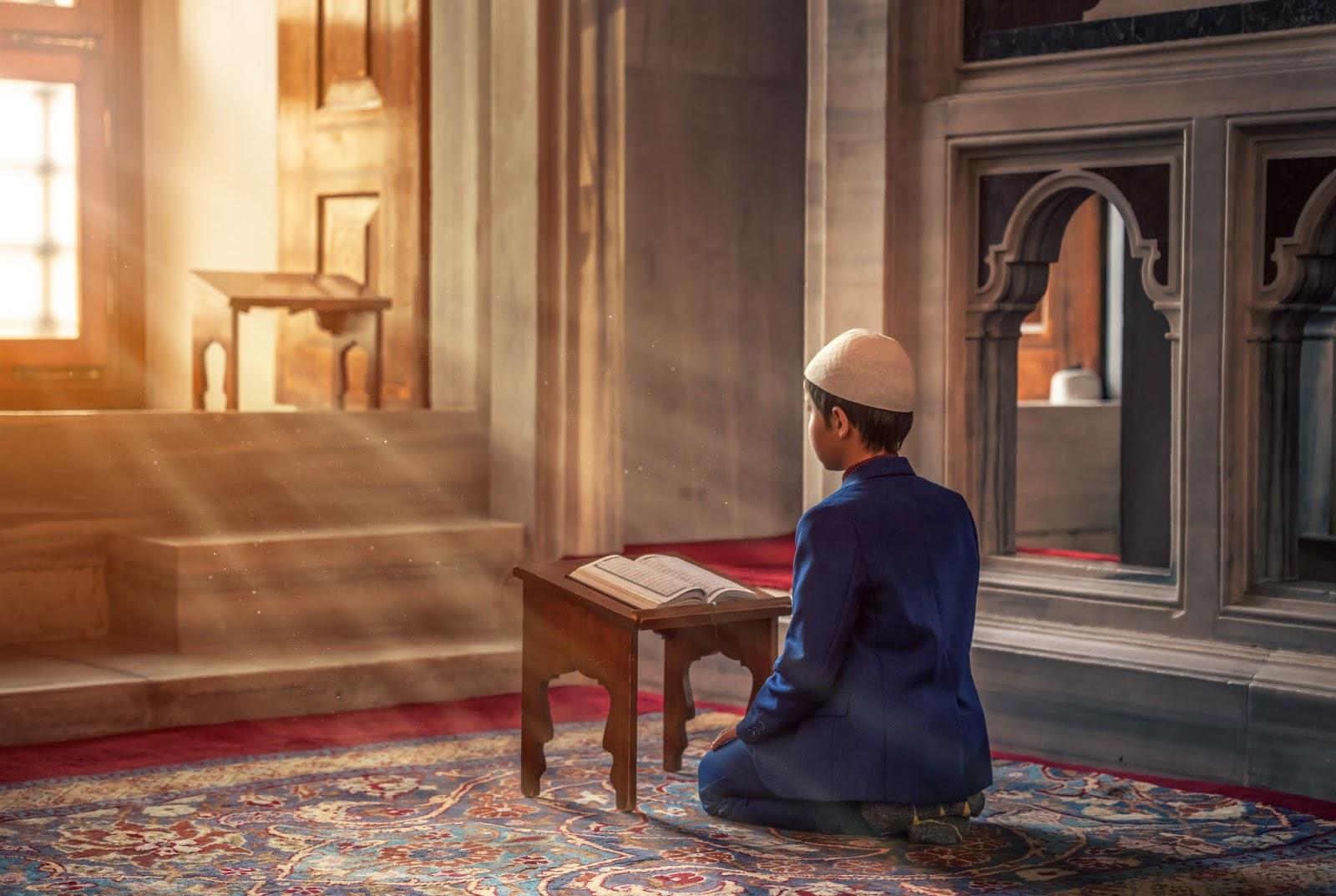 kata-kata bijak tema islami penuh yang unik dan paling keren
