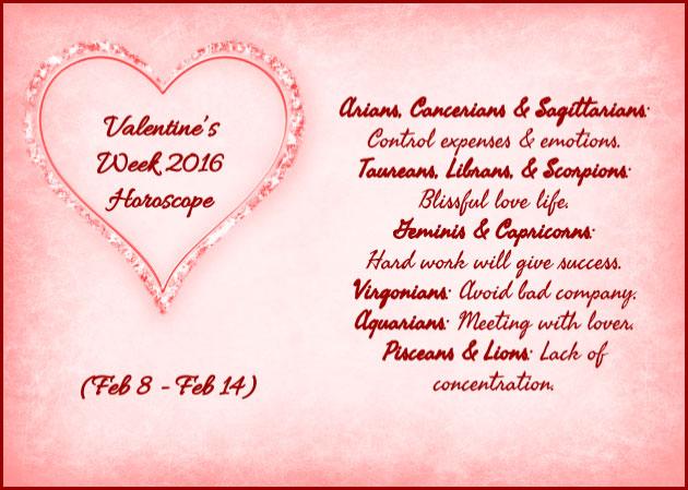 weekly horoscope february 8