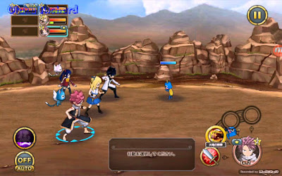 Fairy Tail Magic Ranbu v1.0.76 Mod Apk (Increases The Damage)
