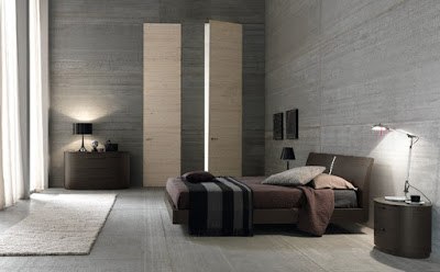 Contemporary Style Bedrooms