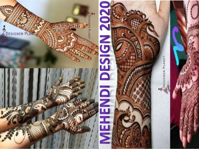 Designerplanet Attractive mehndi design