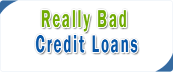 Really Bad Credit Personal Loans-get No Obligation Cash Even With Blemished Credit Score