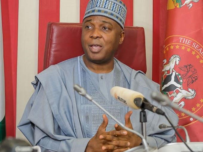 Saraki: Kwara PDP 'll Emerge Victorious In Governorship, Assembly Polls*