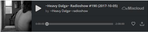 heavy dalga radioshow 190