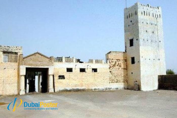 Hassa Buweid (white stones) castle