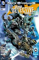 Os Novos 52! Detective Comics #9