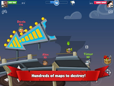 Download game Wormix Apk v1.91.11