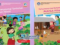 Download Buku Kelas 3 SD K13 Revisi 2018 Semester 1 Full Buku Guru dan Buku Siswa