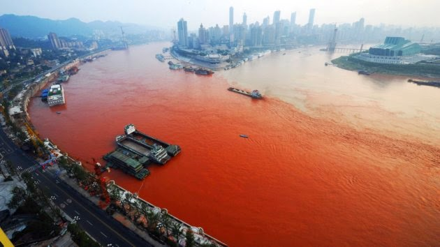 What Was Red Tide In Water Omg Mind
