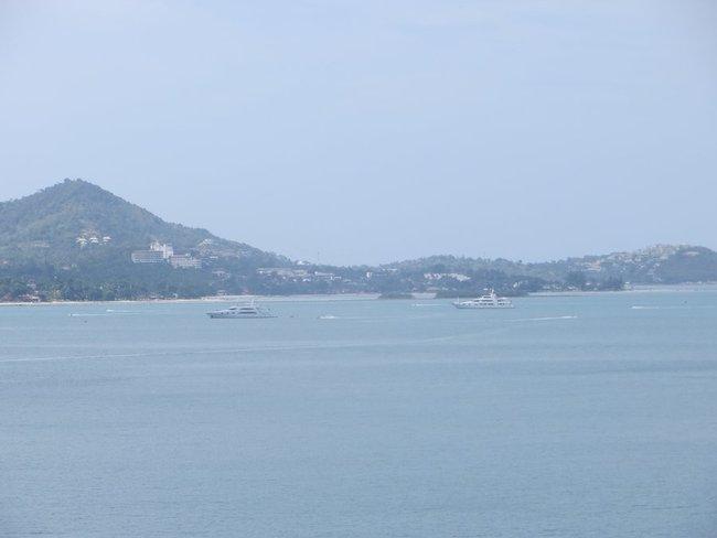 Остров Самуи со смотровой площадке