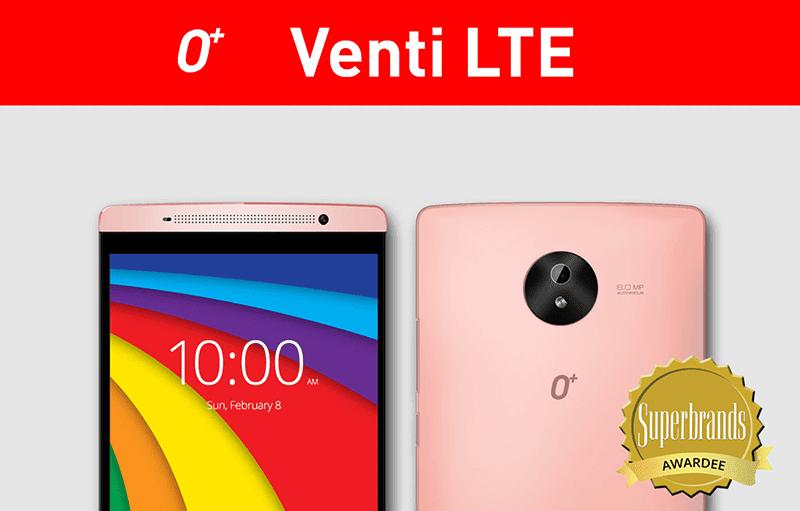 O+ Venti announced