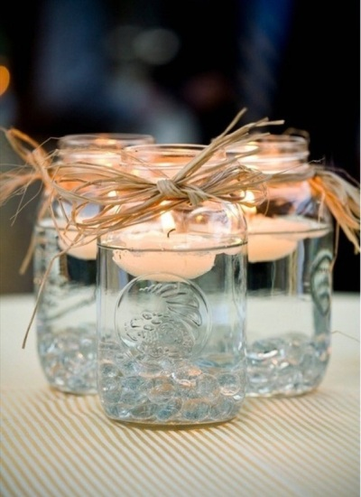 Candle Holder for Garden Party