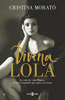 LIBRO - Divina Lola Cristina Morató  (Plaza Janes - 16 marzo 2017) Biografia  COMPRAR ESTE LIBRO EN AMAZON ESPAÑA