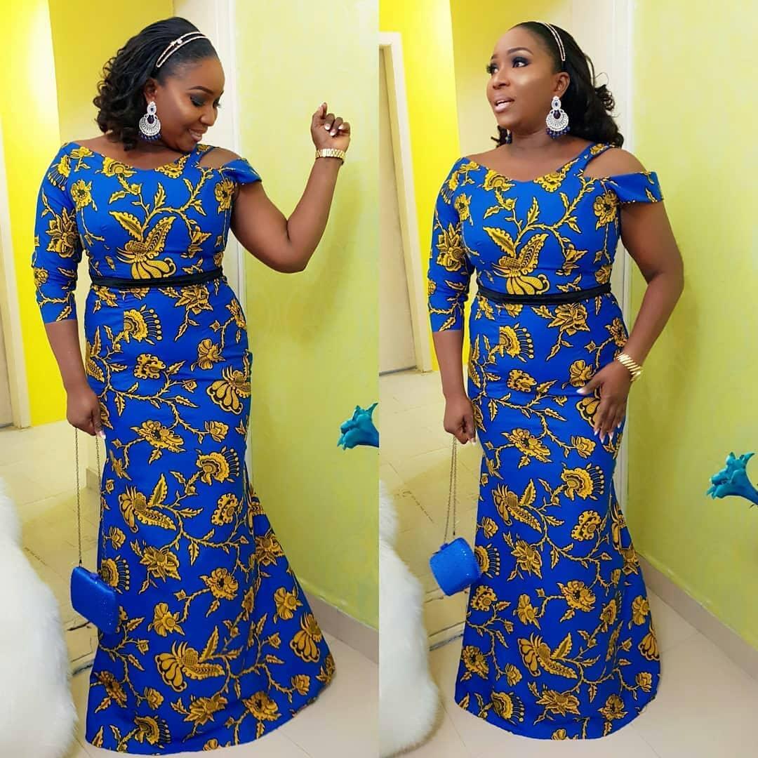 Modern African Dress Styles 2018 : Latest Fashion Styles ...