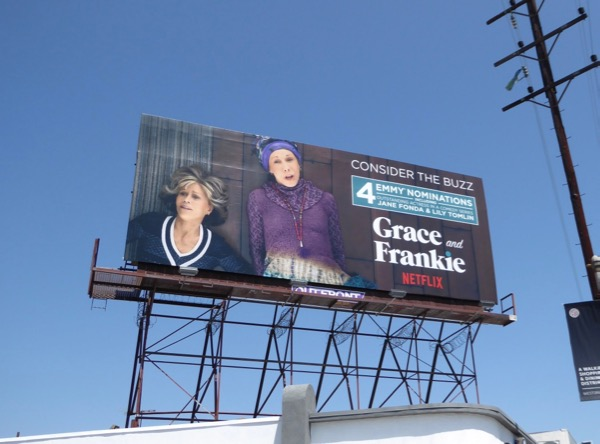 Grace and Frankie 2017 Emmy nominations billboard