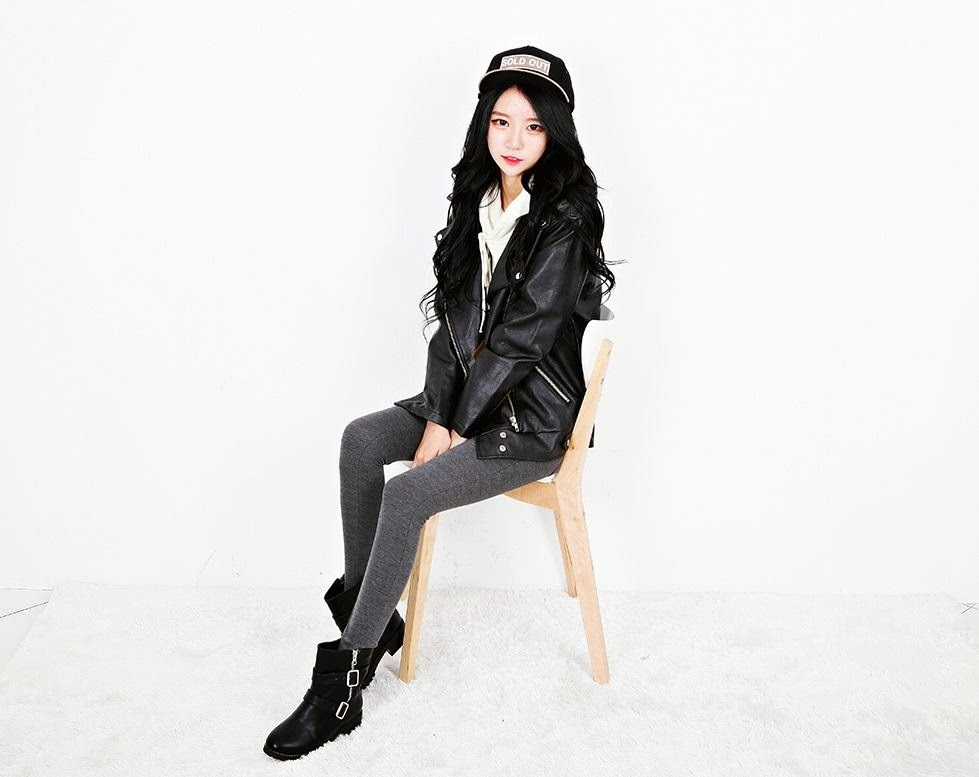 ulzzang fashion han areum songi  official korean fashion