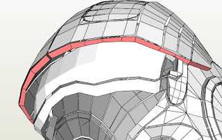 TFA - Pepakura design