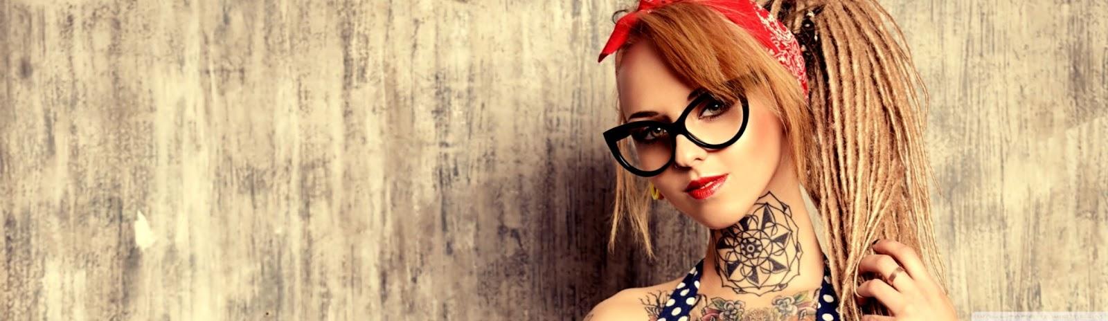 Tattoo Girls Wallpaper For Desktop Wallpapers Pc