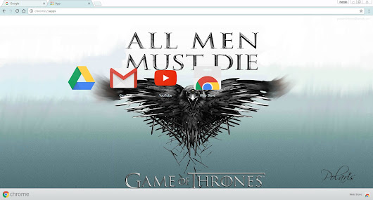 Game Of Thrones. All Men Must Die