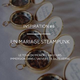 Mariage thème Steampunk