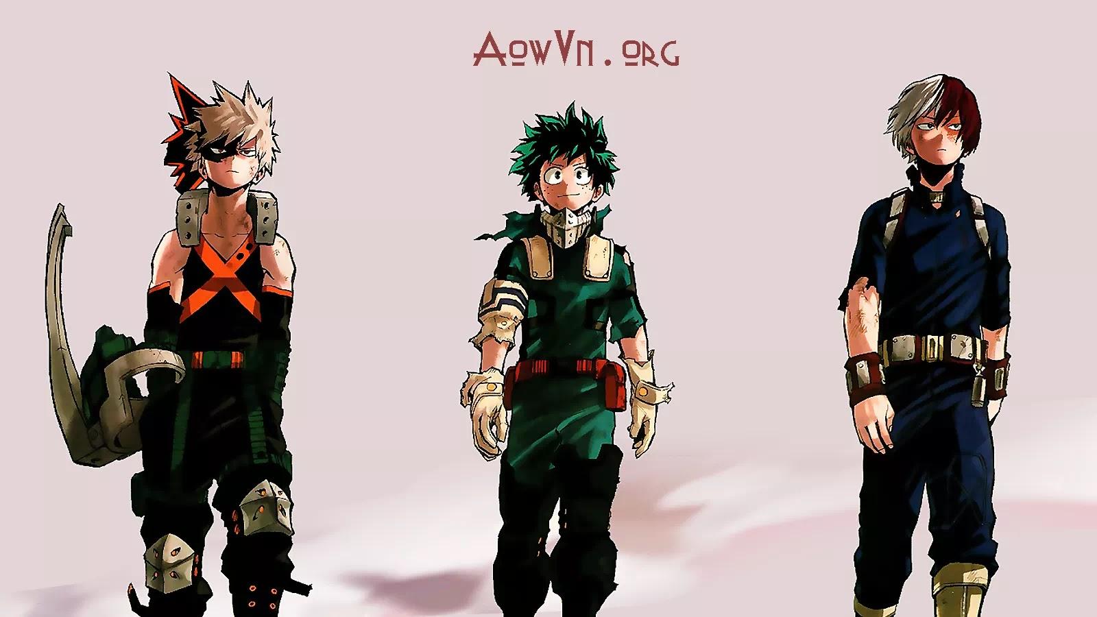 AowVN.org minz%2B%25284%2529 - [ Anime 3gp Mp4 ] Boku No Hero Academia SS1 + SS2 + OVA | Vietsub - Tuyệt Hay
