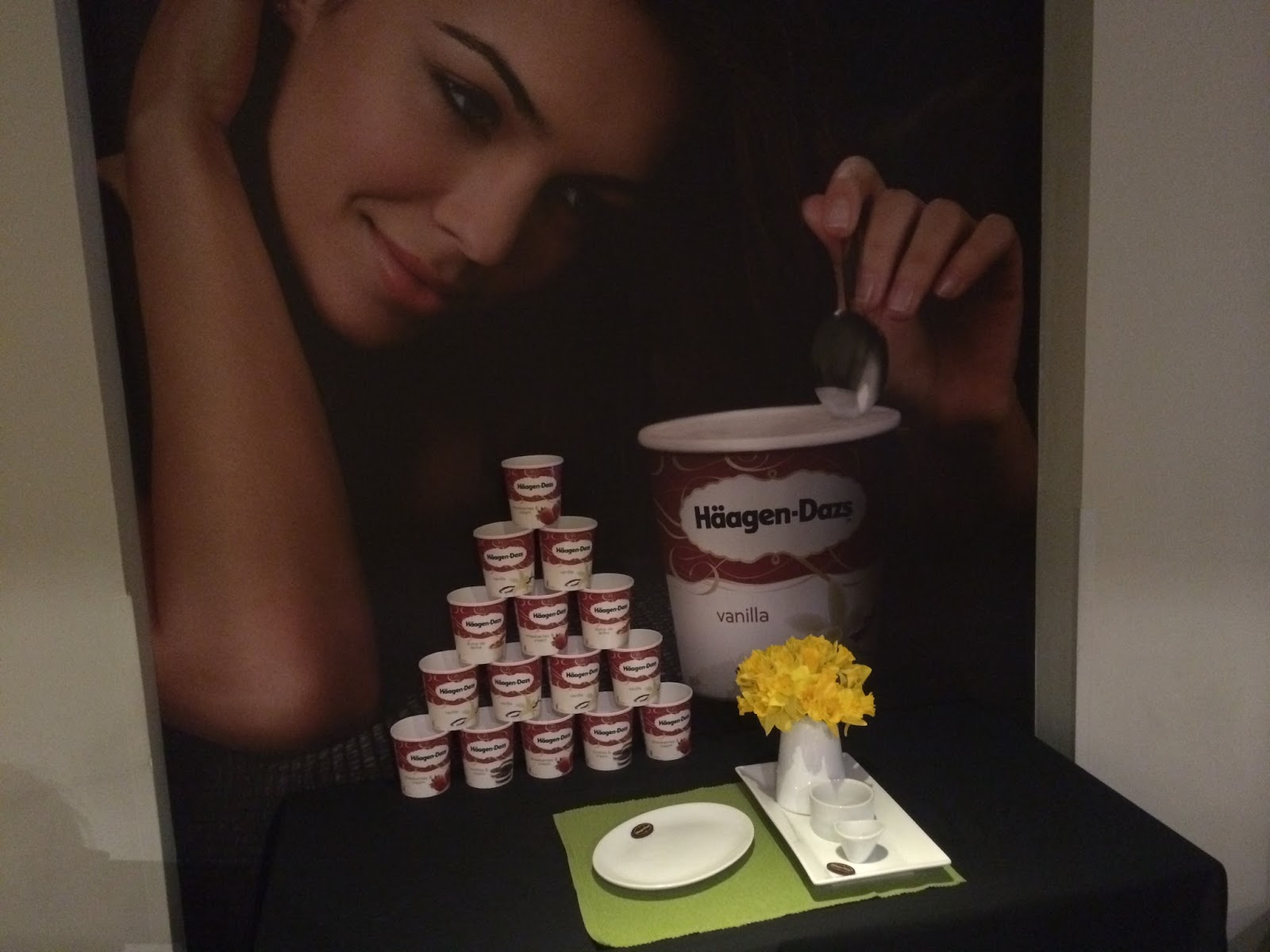 The Haagen-Dazs Easter Masterclass