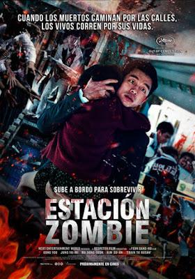 Estacion Zombie (2016) [DVDRip] [Latino] [1 Link] [MEGA]