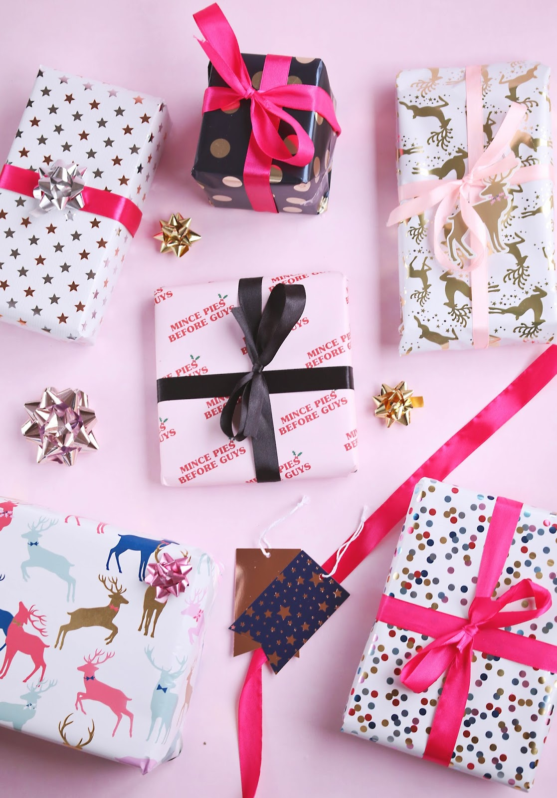 Blogmas, Christmas, Wrapping Ideas, Lifestyle, wrapping paper, christmas wrapping paper, cheap wrapping paper, pretty wrapping paper