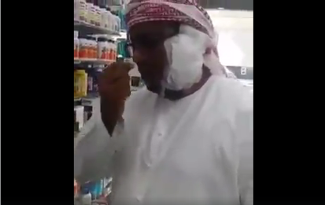 IPhone-8-explosion-in-front-of-an-Emirati-user-during-charge