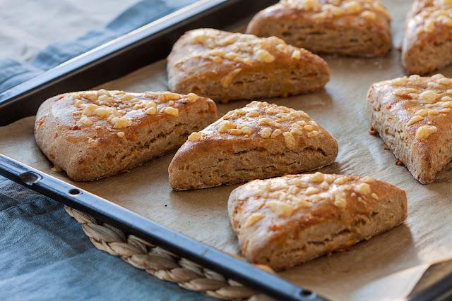 Osnovni recept za skonse sa sirom