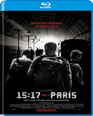 The 15:17 To Paris [Latino]