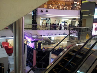 shooting jkt48 at mall fx sudirman