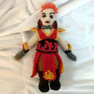 PATRON SIENA THE BRIGHT WIZARD AMIGURUMI 27744